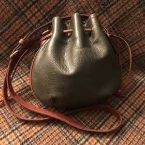 Coach Vintage Sheridan Draw String Bag